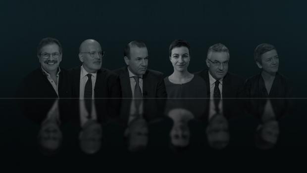 Dibattito tra i candidati alla presidenza della Commissione europea