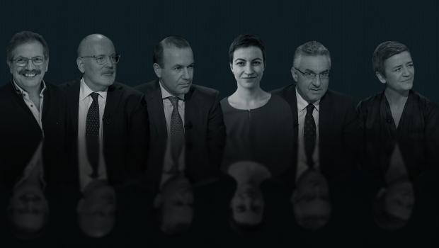 Debata kandydatów na przewodniczącego komisji