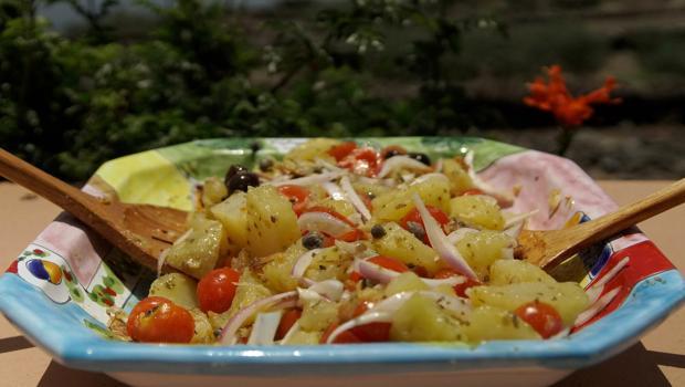 Cuisines des terroirs – L'île de Pantelleria