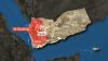 Das von Rebellen besetzte Gebiet sowie die beiden strategisch wichtigen Hafenstädte.