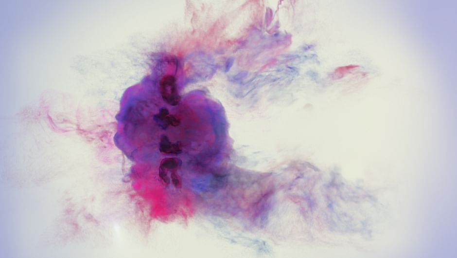 """""""Blau"""" von Derek Jarman"""